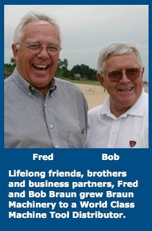 Bob and Fred Braun