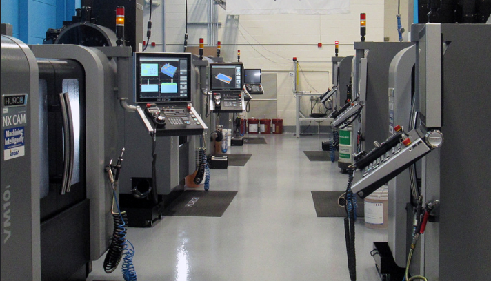 Oakland Community College with Hurco vertical machining centers
