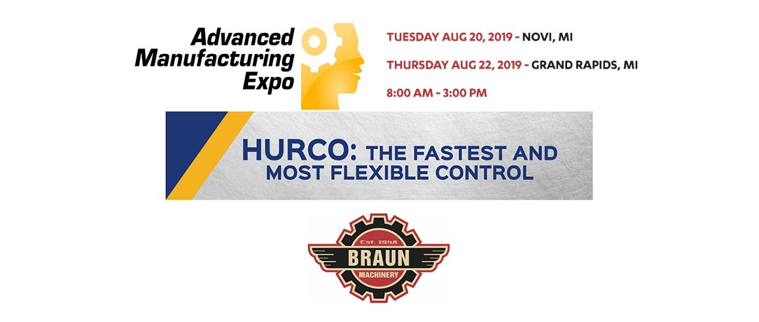 Advanced Manufacturing Expo 2019