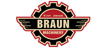 Braun Machinery Logo